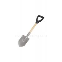 Лопата с V-образной ручкой