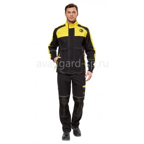 "Куртка ""Старт"" Желтая"