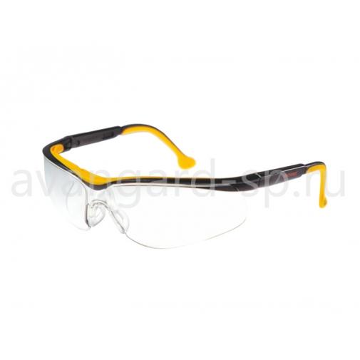 Очки защитные открытые О50 MONACO StrongGlass™ (PC)