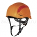 Защитная каска в горном стиле GRANITE WIND Оранжевая