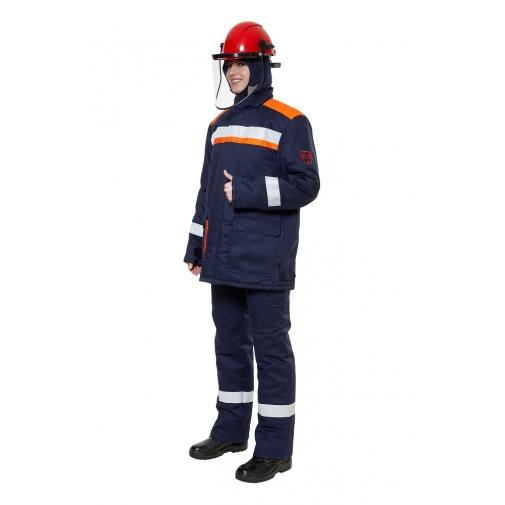 Костюм рабочий защитный от электродуги СП08-З/V-2