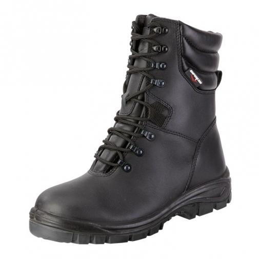 """Ботинки с высоким берцем """"Энфорсер 301"""", чёрный, ПУ/ТПУ"""