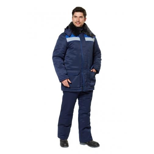 "Куртка рабочая мужская зимняя ""Прим"""