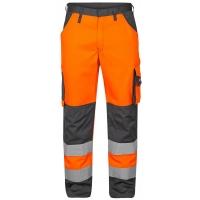 Брюки Engel Safety сигнальный оранжевый/серый