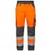 Брюки Engel Safety 2501-775, сигнальный оранжевый/серый