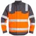 Куртка Engel Safety 1501-770, сигнальный оранжевый/серый