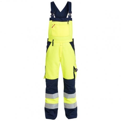 Полукомбинезон Engel Safety 3511-775, сигнальный желтый/темно-синий