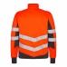 Сигнальная куртка Engel Safety 1158-237 сигнальный оранжевый/серый