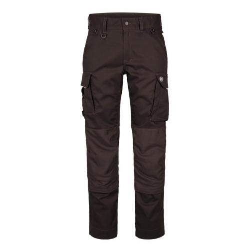 Рабочие брюки-стрейч для ИТР Engel X-treme 0360-186, темно-коричневый