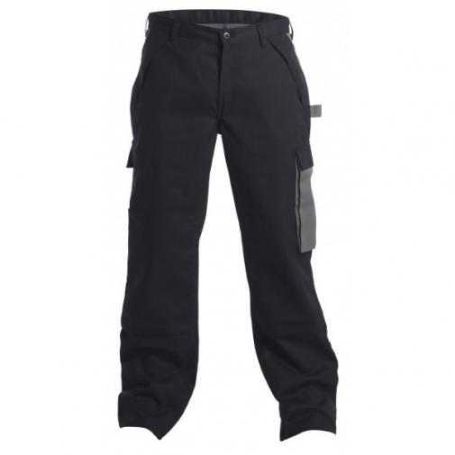 Брюки Engel Safety+ 2234-825, черный/серый