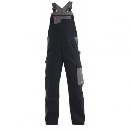 Полукомбинезон Engel Safety+ 3234-825 черный/серый