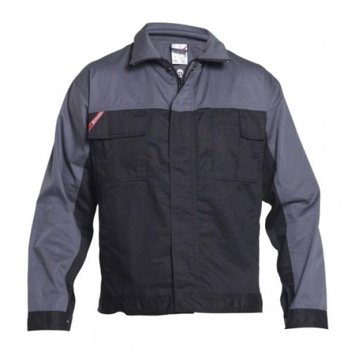 Куртка Engel Light 1270-740, черный/серый