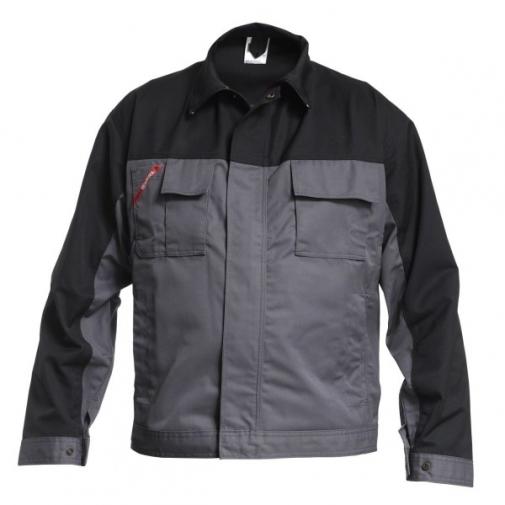 Куртка Engel Light 1270-740, серый/черный
