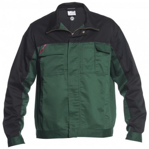 Куртка Engel Light 1270-740, зеленый/черный