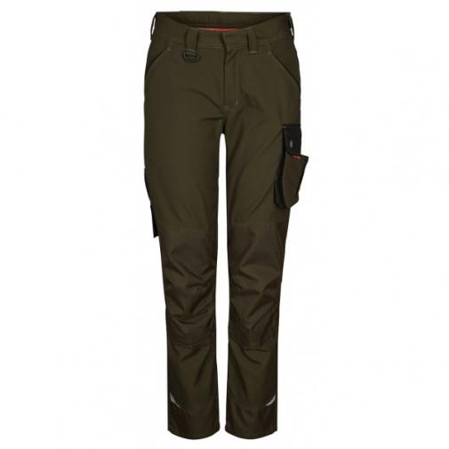Женские брюки Engel Galaxy 2815-254, хаки/черный