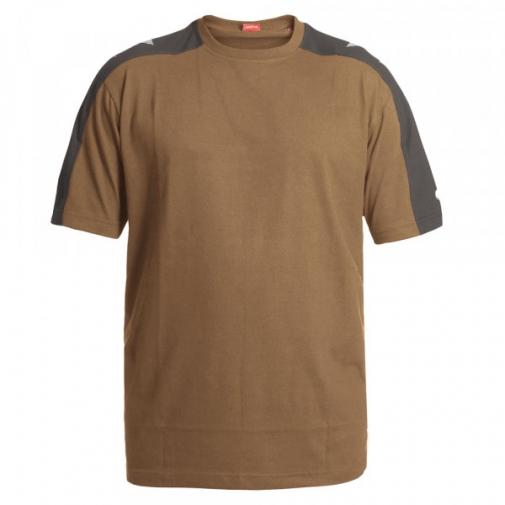 Футболка Engel 9810-141, коричневый/серый