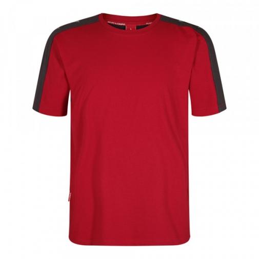 Футболка Engel 9810-141, красный/серый