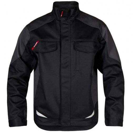 Рабочая куртка Engel Galaxy 1850-570 черный/серый