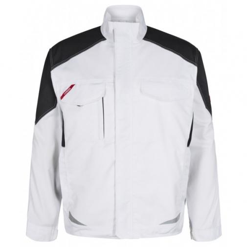 Рабочая куртка Engel Galaxy 1290-880, белый/серый