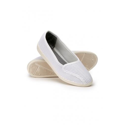 """Туфли женские """"Бэлла"""" цвет белый"""