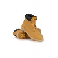 """Ботинки """"Tracer-City"""" цвет коричневый"""