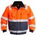 Зимняя рабочая куртка Engel Safety 1172-928, сигнальный оранжевый/темно-синий
