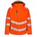 Демисезонная рабочая куртка Engel Safety 1946-930, сигнальный оранжевый/зеленый