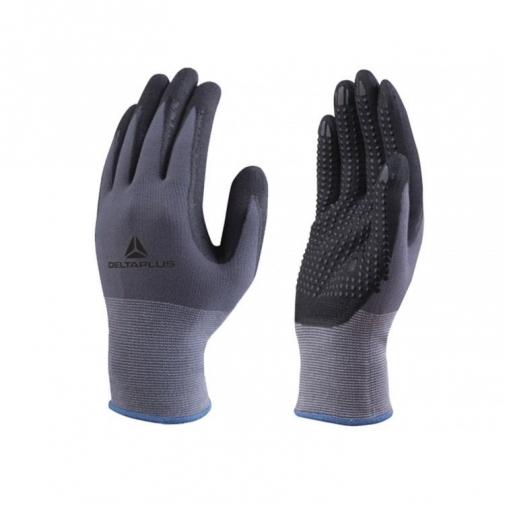 Перчатки трикотажные с комбинированным покрытием