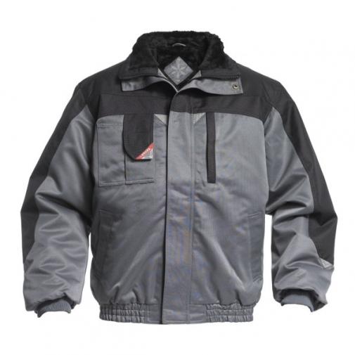 Зимняя рабочая куртка Engel Enterprise 1970-912, серый/черный