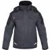 Зимняя рабочая куртка Engel Galaxy 1410-354, серый/черный