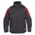 Зимняя рабочая куртка Engel Galaxy 1410-354, серый/красный