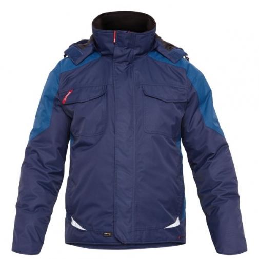Зимняя рабочая куртка Engel Galaxy 1410-354, темно-синий/синий