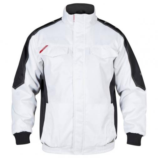 Зимняя рабочая куртка Engel Galaxy 1820-912, белый/серый