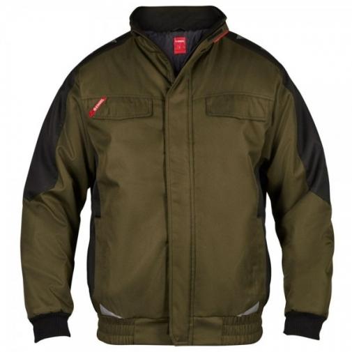 Зимняя рабочая куртка Engel Galaxy 1820-912, хаки / черный