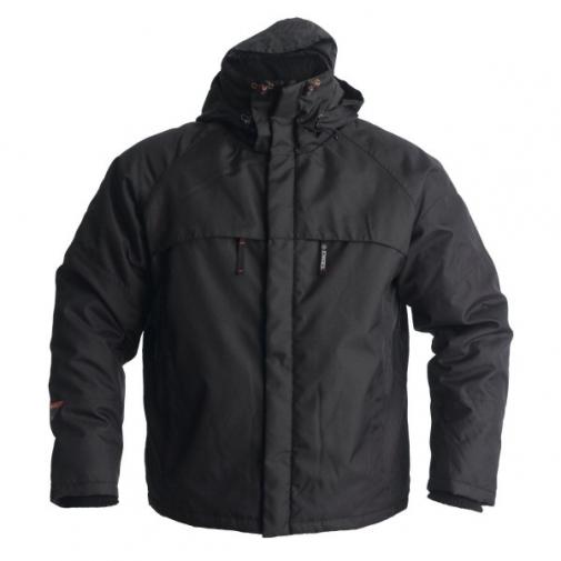 Зимняя рабочая куртка Engel Standart 1109-246, черный