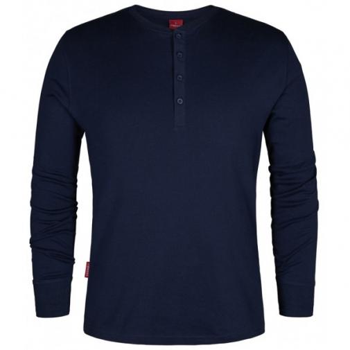 Футболка Engel Grandad 9257-565, синий