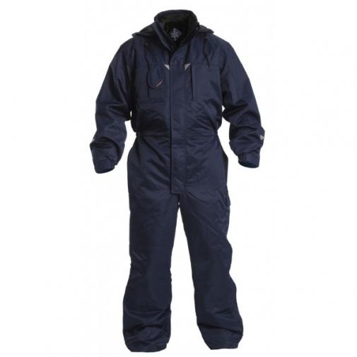 Зимний рабочий комбинезон Engel Standart 4110-912, темно-синий