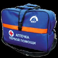 Укладка для оказания первой помощи пострадавшим в ДТП