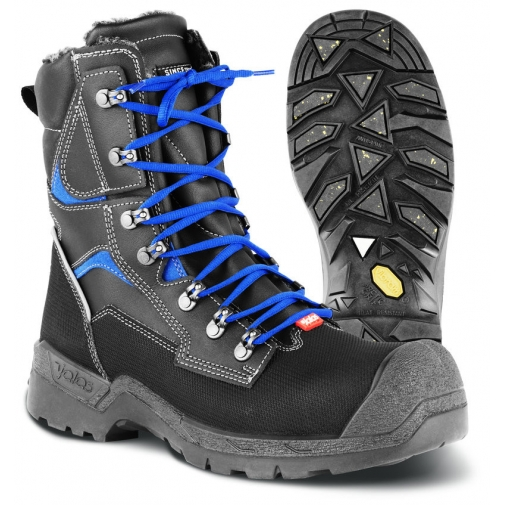 Зимние рабочие ботинки Jalas Heavy duty 1378 S3 SRC CI HRO