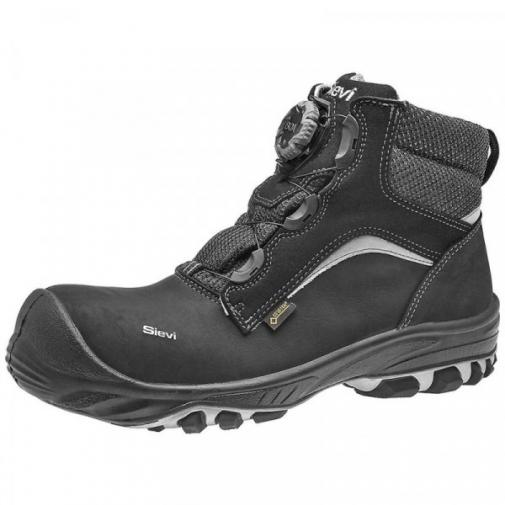 Демисезонные рабочие ботинки Sievi GT Roller High+ S3