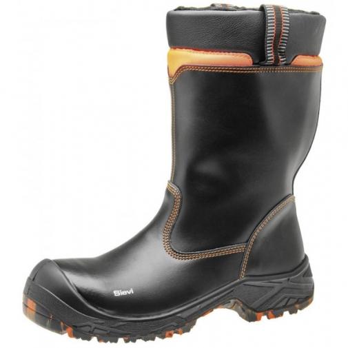 Зимние рабочие ботинки Sievi AL HIT 9 XL+ S3HRO