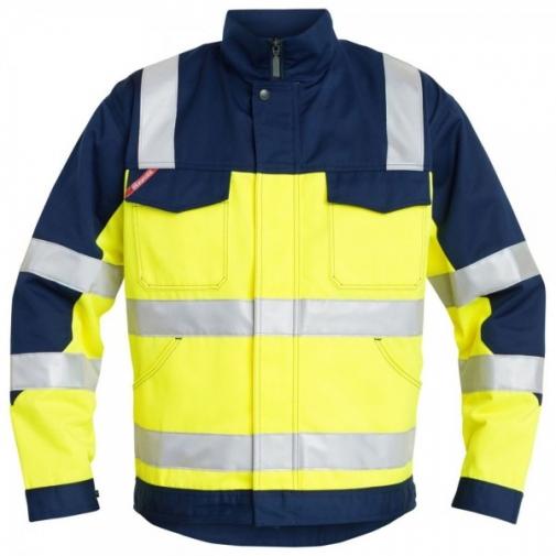 Сигнальная рабочая куртка Engel Light 1501-520, сигнальный желтый