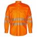 Сигнальная рубашка Engel Safety 7011-194, сигнальный оранжевый