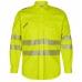 Сигнальная рубашка Engel Safety 7011-194, сигнальный желтый