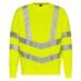 Сигнальная толстовка Engel Safety 8021-241, сигнальный желтый