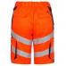 Сигнальные шорты Engel Safety 6545-319, сигнальный оранжевый/черный