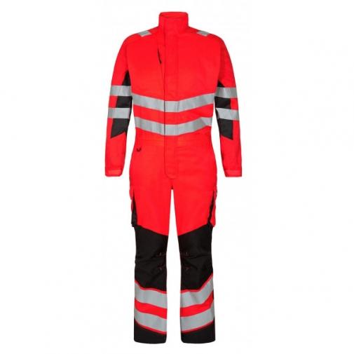Сигнальный комбинезон Engel Safety 4545-319 сигнальный красный/черный