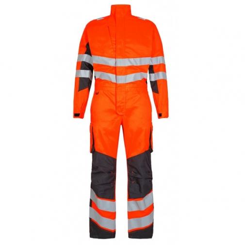 Сигнальный комбинезон Engel Safety 4545-319 сигнальный оранжевый/серый