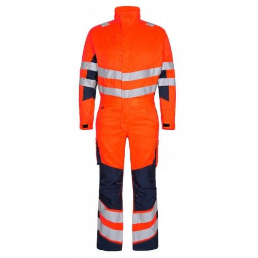 Сигнальный комбинезон Engel Safety 4545-319 сигнальный оранжевый/синий