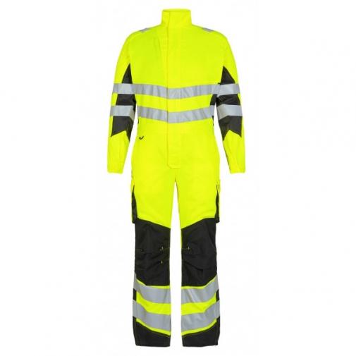 Сигнальный комбинезон Engel Safety 4545-319 сигнальный желтый/черный